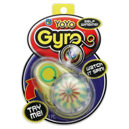 YoYo Gyro, 1 Piece, Assorted - Colors - Flying Squirrel Yo Yo
