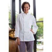 Uncommon Threads 0475-2505 Extra Large Ladies Coat in White
