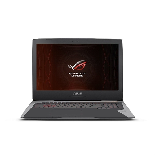 "ASUS ROG 17.3"" FullHD Gaming Laptop i7-7820HK 16GB 512GB SSD GTX 1080 Win10 by ASUS"
