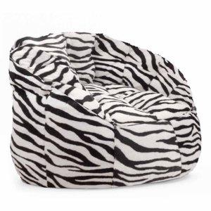 4e4bea8368c3 Cocoon Faux Fur Bean Bag Chair