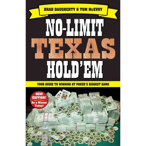 no limit texas hold em videos