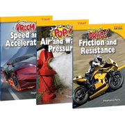 Shell Education 21413 Vroom Pop Drag 3-Book Bundle