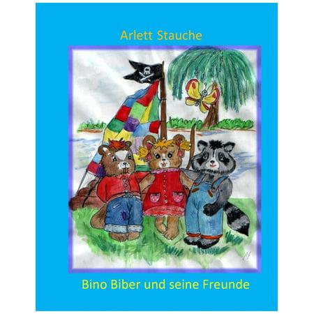 Bino Biber und seine Freunde - eBook