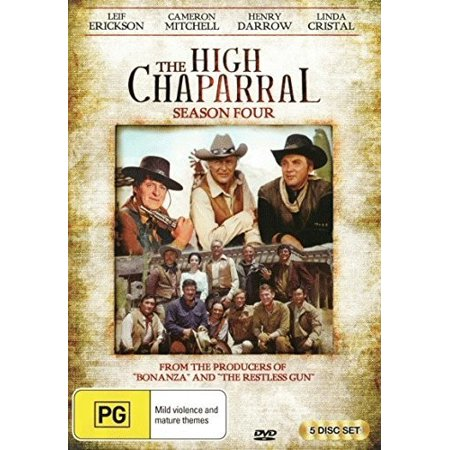 High Chaparral  Season 4