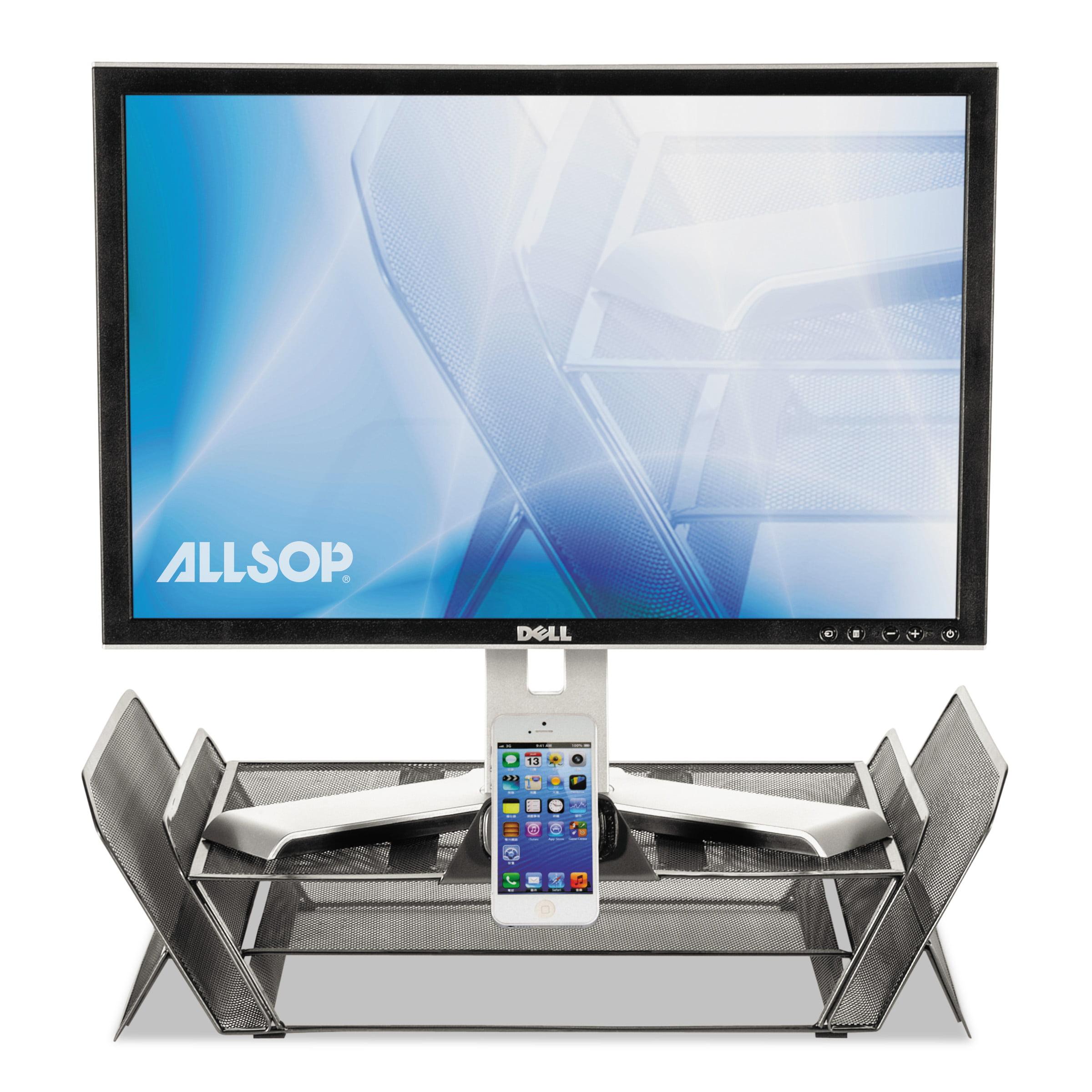 Allsop DeskTek Monitor Stand by Allsop