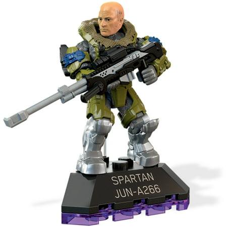 Mega Construx Halo Spartan - Real Halo Spartan Armor