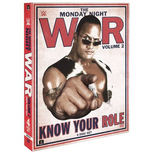 WWE: Monday Night War: Volume 2 Know Your Role by WARNER HOME VIDEO