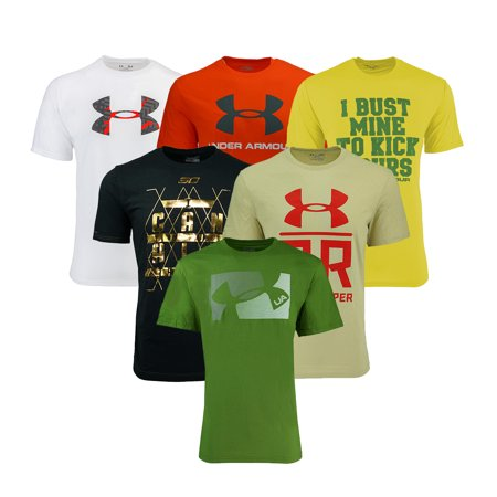 Under Armour Men's Mystery Tech T-Shirt (Under Armour Flash Shirt)