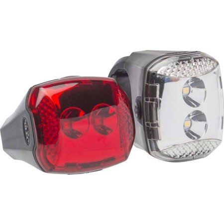 Bell Sports Radian 450 LED Bicycle Headlight / Taillight Set Bell Head Path Light