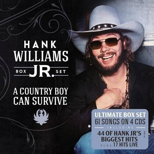 A Country Boy Can Survive (Walmart Exclusive) (4CD)