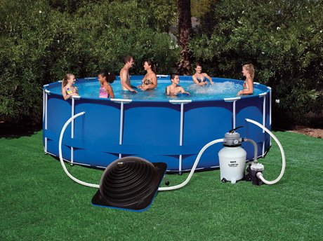 Game Solarpro Contour Heater For Above Ground Swimming Pools