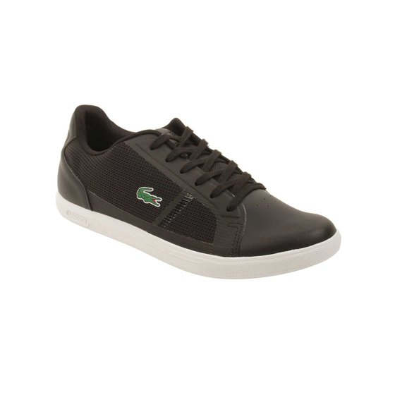 eeacbc5fd528b8 The Strideur 116 Sneaker is made in faux leather and mesh panels for a  sleek design and features comfortable padding at the collar and insole.