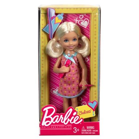 Barbie Sisters Chelsea Doll Walmartcom