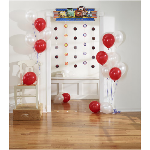 Hallmark Party Disney Cars Doorway Curtain