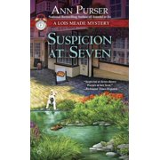 Suspicion at Seven - eBook