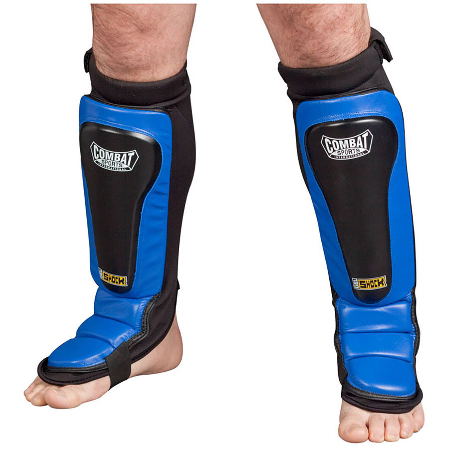 Combat Sports Gel Shock MMA Training Shin Guards