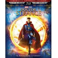 Marvel's Doctor Strange (Blu-ray 3D + Blu-ray + DVD + Digital HD) (Widescreen)