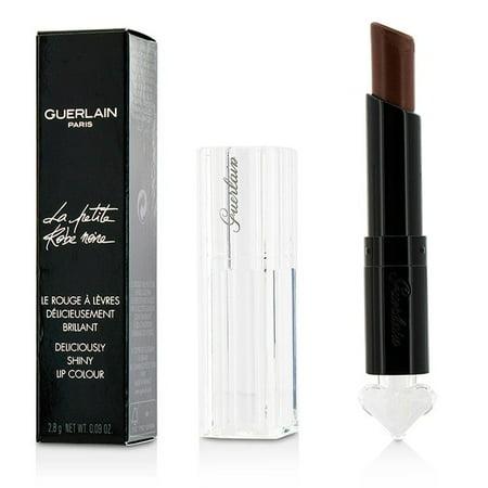 Lipstick+ Mascara+ Bag (Guerlain La Petite Robe Noire Deliciously Shiny Lip Colour - # 012 Python Bag 0.09 oz)