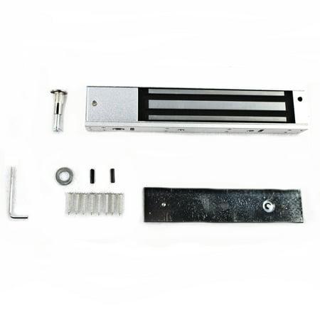 ALEKO LM176 12/24-Volt Electromagnetic Lock