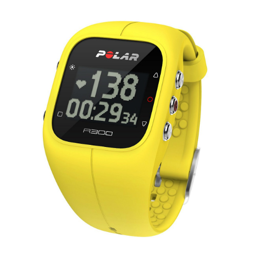 Polar A300 Fitness and Activity Monitor w/ HRM - Yellow