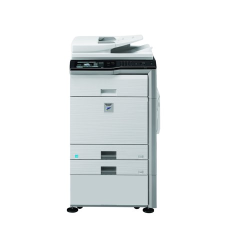Refurbished Sharp MX-M363 A3 Monochrome Laser Multifunction Copier - 36ppm, Print, Copy, B/W & Color Scan, Auto Duplex, Network, 1200 x 1200 dpi, 2 Trays, (3d Printer And Scanner All In One)