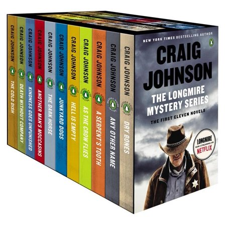 The Longmire Mystery Series Boxed Set Volumes 1 11   The First Eleven Novels
