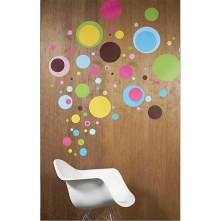 Wallcandy Arts dott01 Dottilicious Wall Decals - Walmart.com