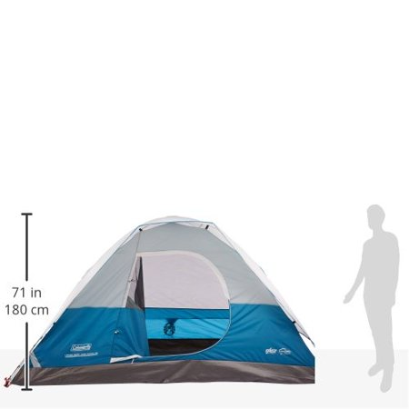Coleman Longs Peak™ Fast Pitch™ Dome Tent - 4 Person - image 3 of 4