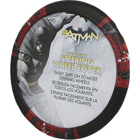 Warner Bros. Harley Quinn Ha Ha Speed Grip Steering Wheel Cover Harley Davidson Steering Wheel Cover