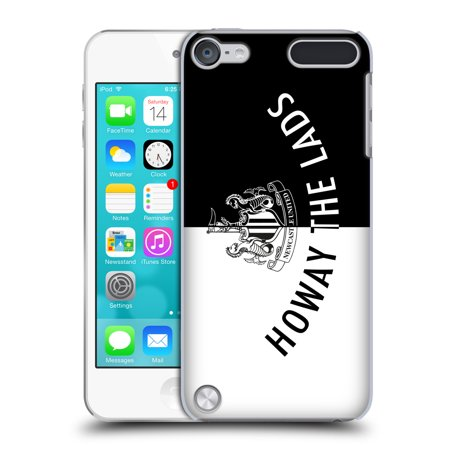 OFFICIAL NEWCASTLE UNITED FC NUFC HOWAY THE LADS TUNNEL SIGN HARD BACK CASE FOR APPLE IPOD TOUCH MP3