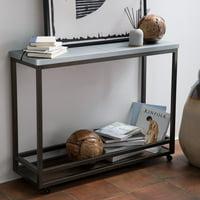 Deals on Belham Living Ledger Sofa Table