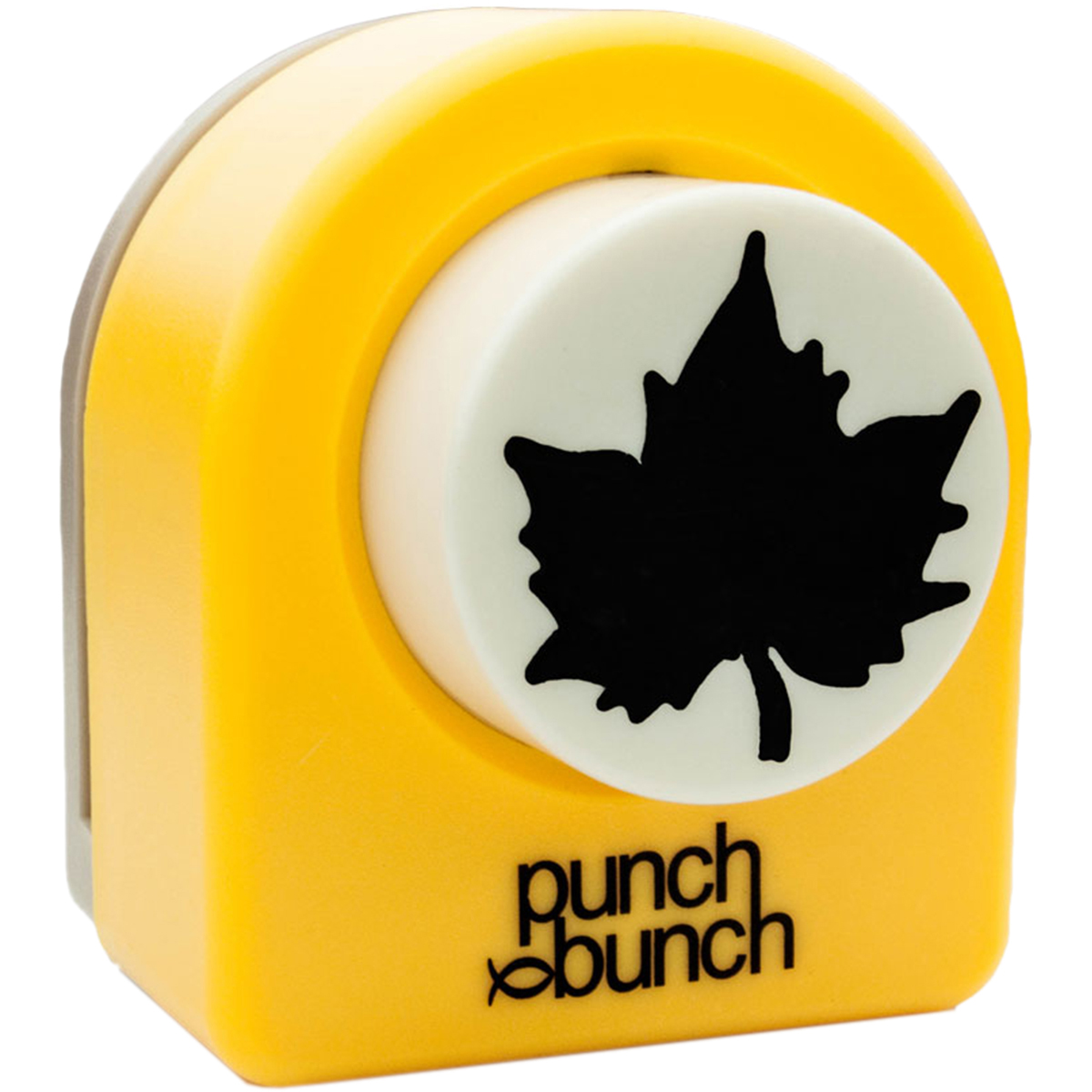 "Punch Bunch Large Punch Approx. 1.25""-Maple Leaf"
