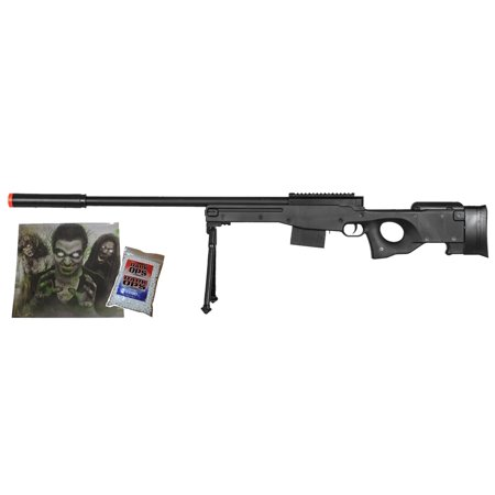 THE STINGER - Airsoft Rifle Gun AW338 AWP - 44 Inch Length -