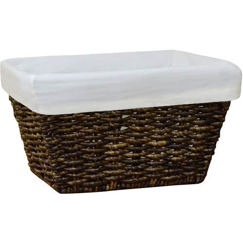 LaMont Home Chateau Medium Tote Basket