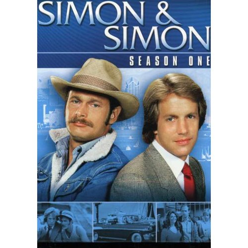 Simon & Simon: Season One (Full Frame)