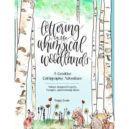 Creative Ideas For Dresses (Lettering in the Whimsical Woodlands : A Creative Calligraphy Adventure--Nature-Inspired Projects, Prompts and Drawing)