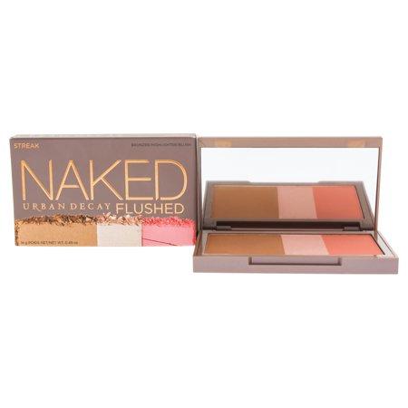 naked woman in walmart