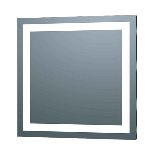 Afina Illume IL-2424-S LED Backlit Square Bathroom Mirror 24 x 24 in. by Afina Corporation