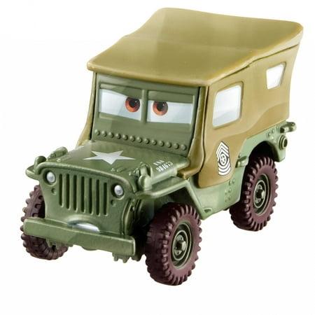 Disney/Pixar Cars 3 Sarge 1:55 Scale Die-Cast Vehicle