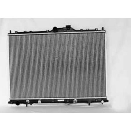 NEW RADIATOR ASSEMBLY FITS MITSUBISHI 04-06 ENDEAVOR 3.8L V6 3797CC 3828CC 230 CID 2269 MR571067 MI3010200 REA41-2675A 7747