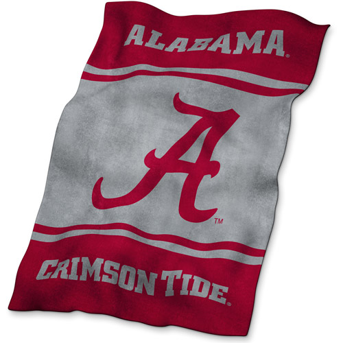 Logo Chair NCAA Alabama UltraSoft Blanket