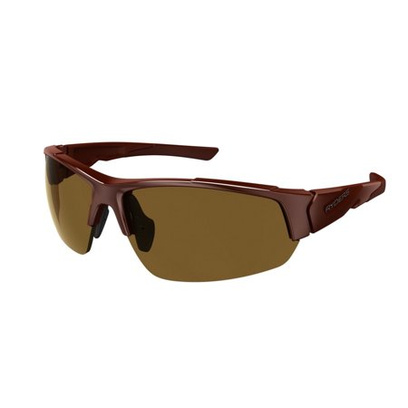 Ryders Eyewear Strider Polarized Sunglasses - (Photo Polarized Vs Polarized)