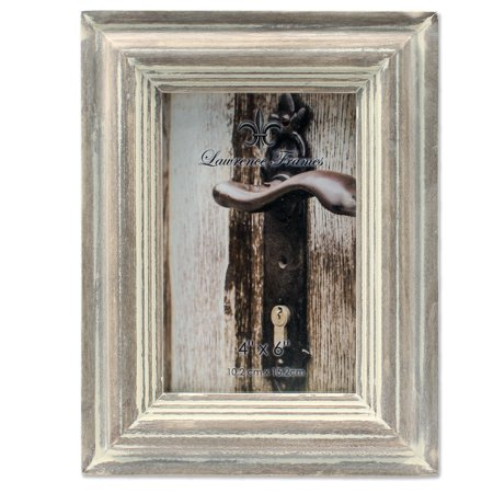 4x6 Washed Gray Picture Frame (4x6 Photo Frame)