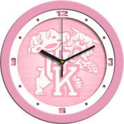 Kentucky Pink Wall Clock