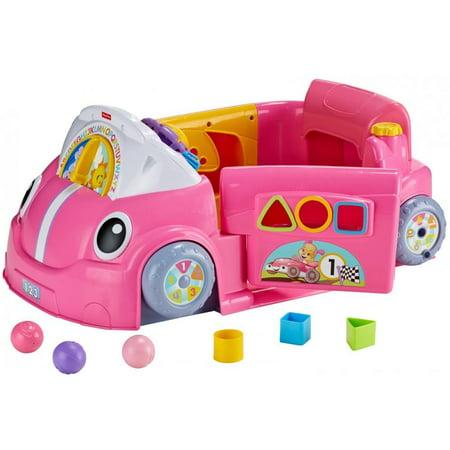 Fisher-Price Laugh & Learn Crawl Around Car -