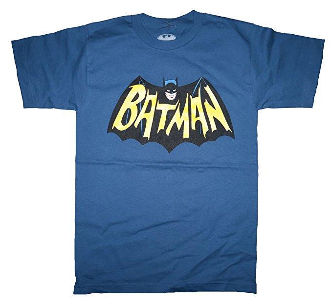 DC Comics Infant Classic Batman L//S Graphic T Shirt