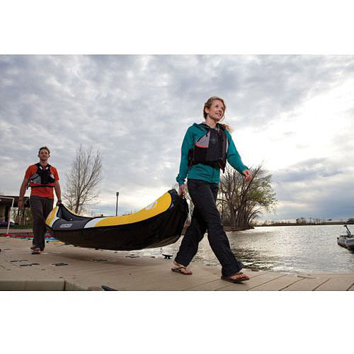 Sevylor Colorado Inflatable Kayak Combo by COLEMAN