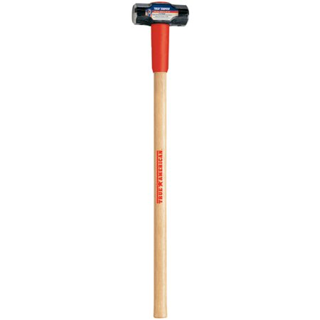 "True Temper 1113091500 10 lb Double Face Sledge Hammer with 36"" Handle"