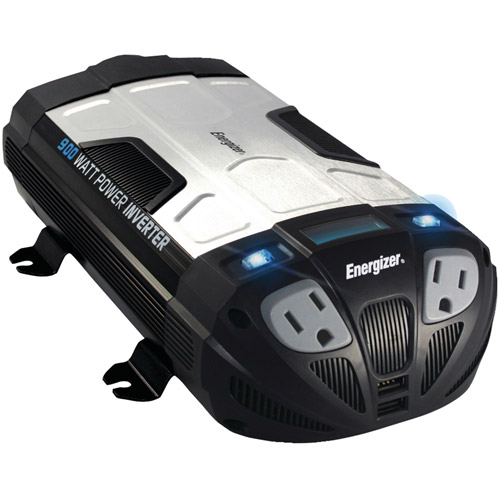 Energizer EN900 12-Volt 900-Watt Power Inverter