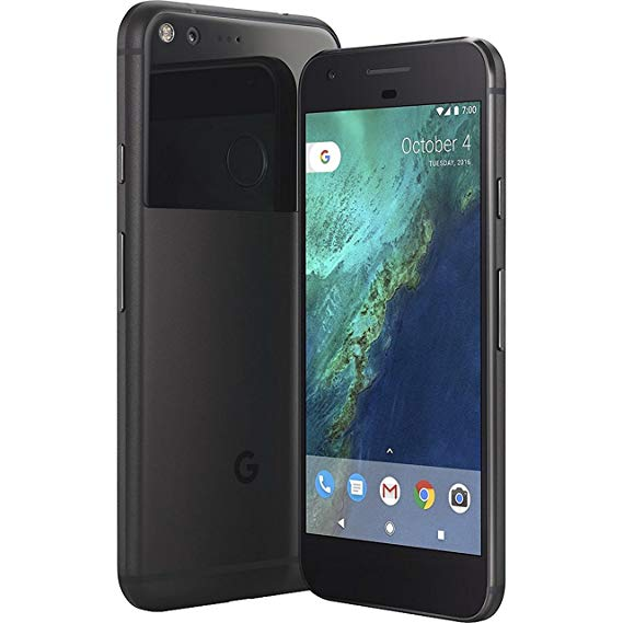 Google Pixel Quite Black Verizon Fully Unlocked - 32GB (Scratch and Dent)